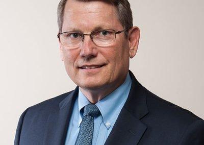 Dr. Brett Ulander of Logistics Services International