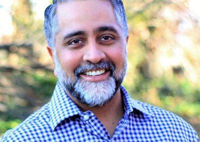 Sanjay Bhaskar of StreetShares, Inc.
